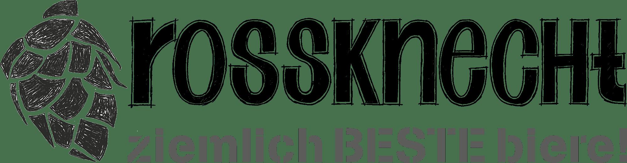 Rossknecht - ziemlich beste Biere